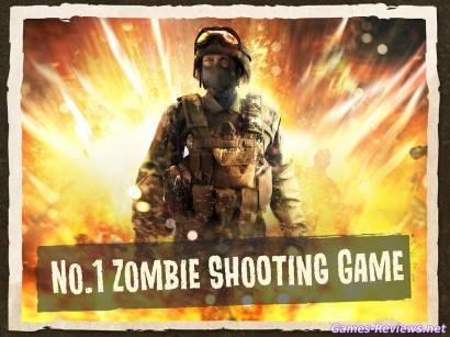 Скачать Zombie Combat: Trigger Call 3D на андроид