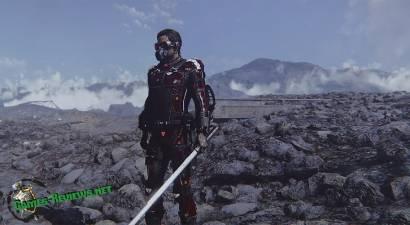 Нано броня в Fallout 4