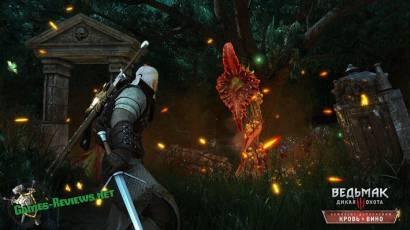 Скриншот из Кровь и Вино
