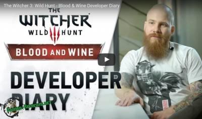 Дневник разработчиков. Как создаётся The Witcher 3 — Blood and Wine