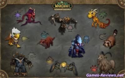 FAQ по World of Warcraft: зачем нужны питомцы