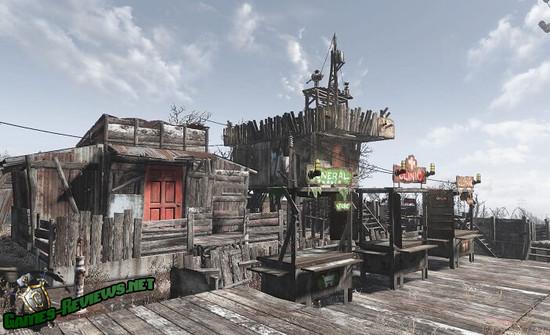 Постройка в Fallout 4