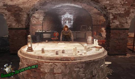 Штаб Подземки в Fallout 4