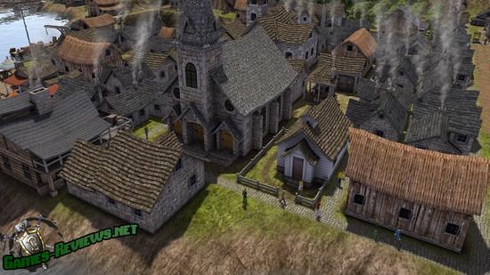 Симулятор постройки своего города