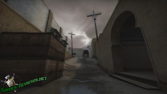 Дождь на Dust 2