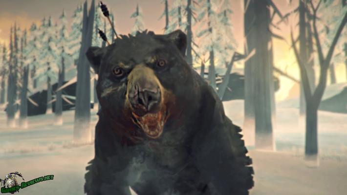 Медведь в The Long Dark