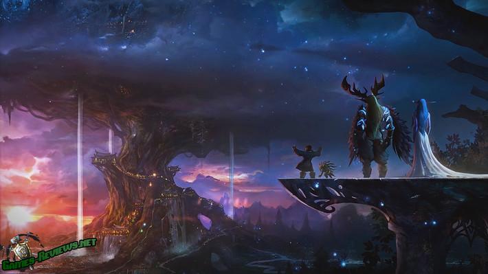 Warcraft 3: Вторжение на Калимдор и Конец Вечности