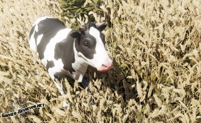 Заколдованная корова из Divinity: Original Sin 2