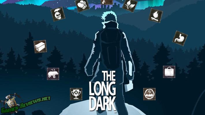Все достижения в The Long Dark