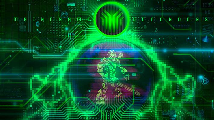 Тактический рогалик Mainframe Defenders