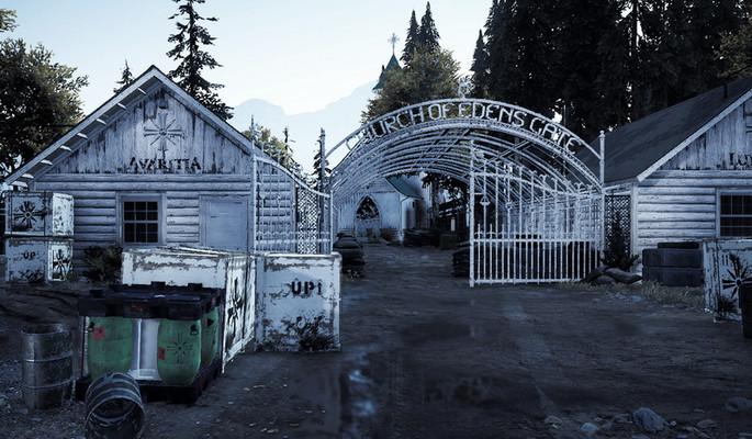 Место где всё началось и закончится - Far Cry 5