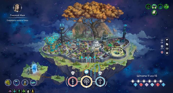 Игра Миттельборг: Город Магов