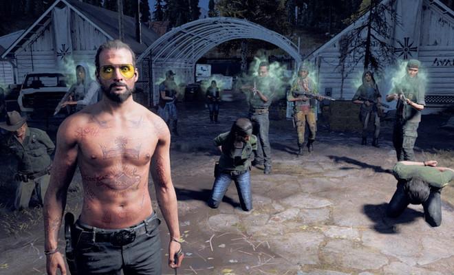 Far Cry 5 - Иосиф и наши друзья
