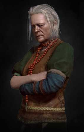 Анна - жена барона