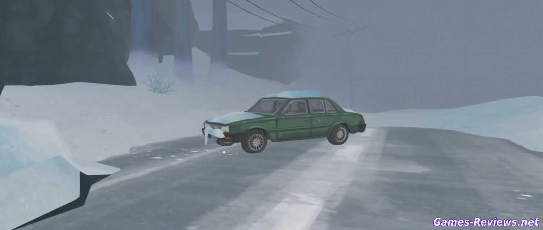 Машина в The Long Dark