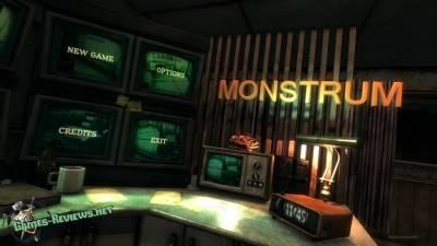 Monstrum смотреть видео прохождение