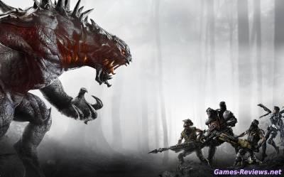 Системные требования игры Evolve на ПК
