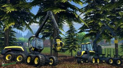 Как установить мод на Farming Simulator 2015?