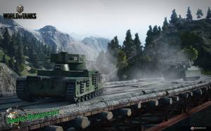 War Thunder или World Of Tanks?