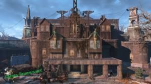 Fallout 4: как попасть в психиатрическую больницу Парсонс