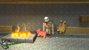 Майнкрафт: как сделать голема?