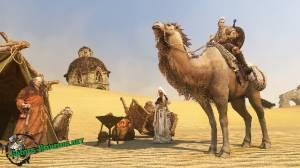 Верблюд в Black Desert