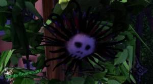 Цветок смерти в Симс 4