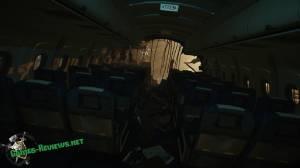 Самолёт в The Forest