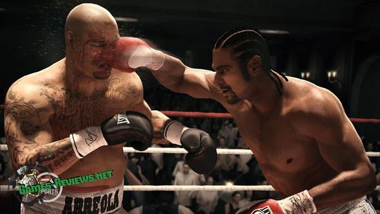 Игра про бокс