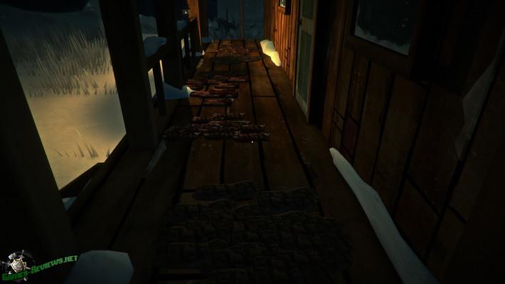 Хранение мяса в The Long Dark