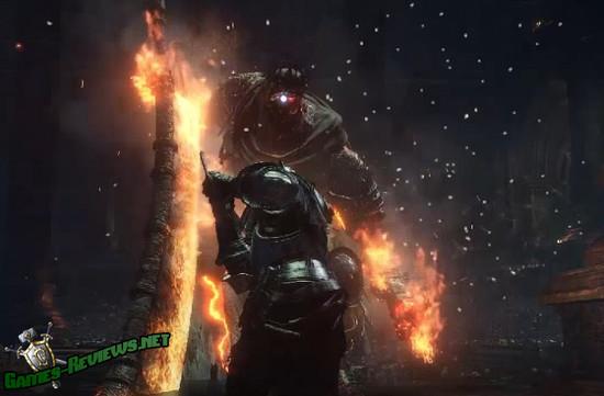 Dark Souls 3: Гигант Йорм